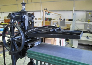 Midsomer Murders - Printing Press