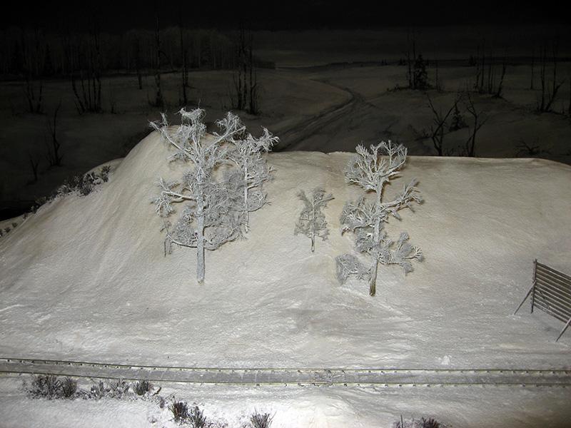 Anna Karenina - Model Railway