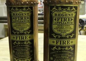 Frankenstein - Fire Extinguisher