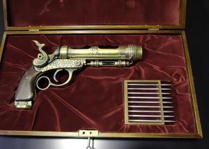 Jekyll and Hyde - Gun