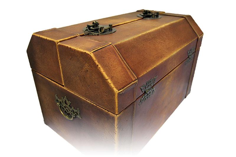 Mordecai - Wooden Case